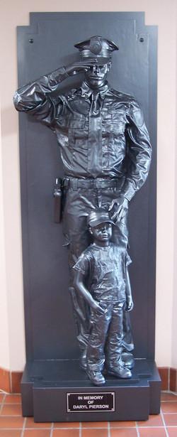 Daryl Pierson Commemorative Statue