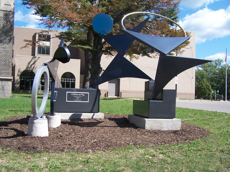 Rochester School of the Arts Commemorative Sculpture