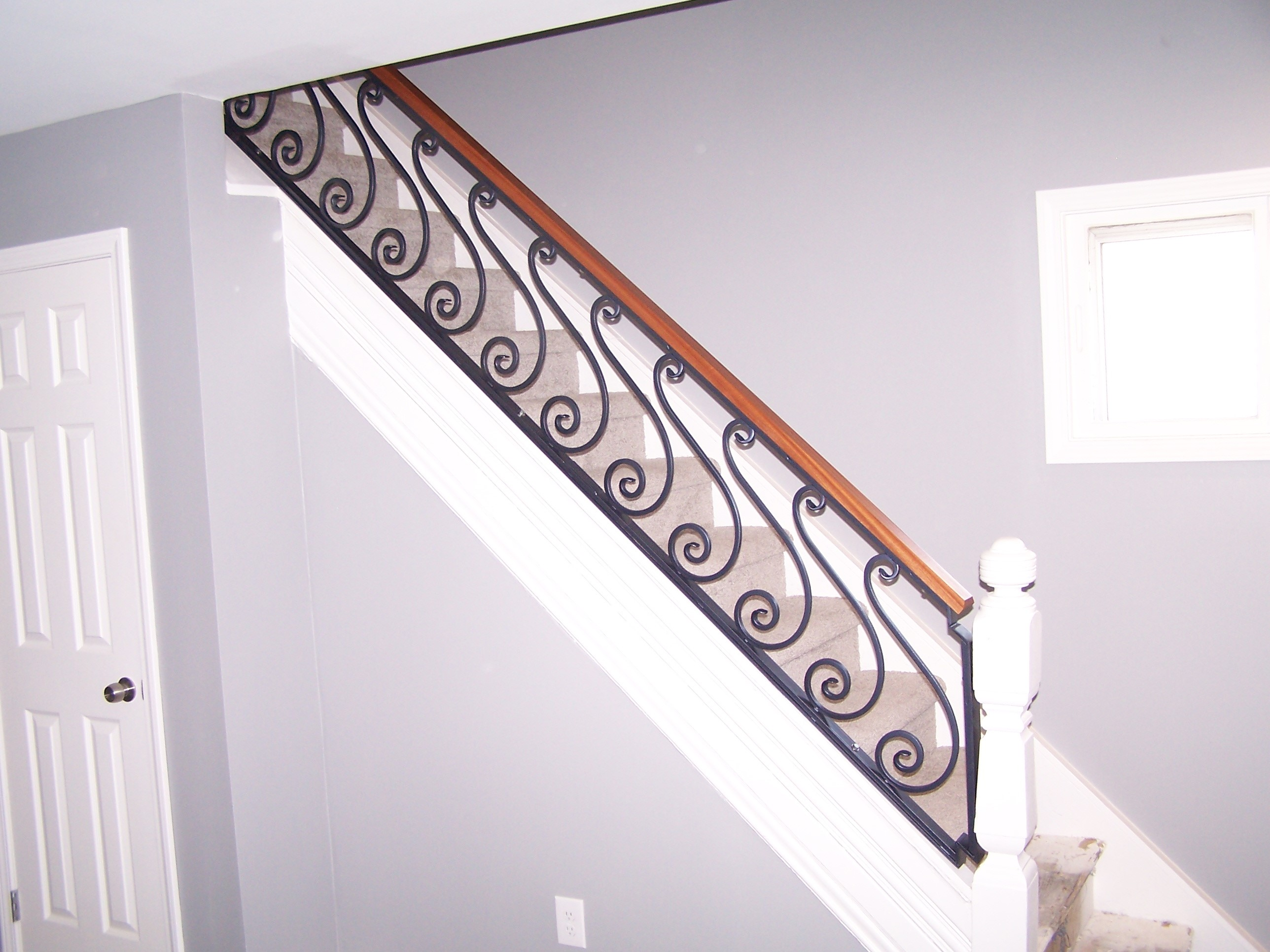 Decorative Interior Railing