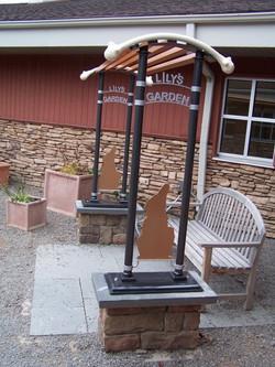Commemorative Outdoor Arbor, Humane Society