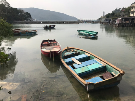Hong Kong's SECRET fishing village that the locals won't tell you about
