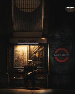 Baker St Station