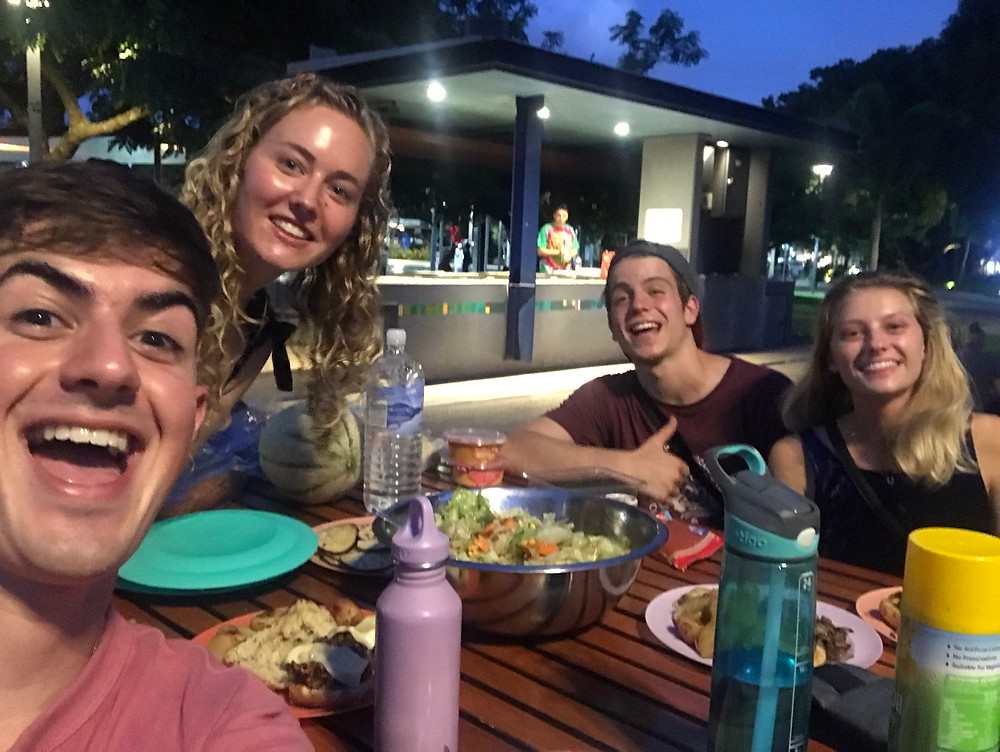 Time In Cairns, Botanical Gardens, A New Hostel And Jelly Wrestling