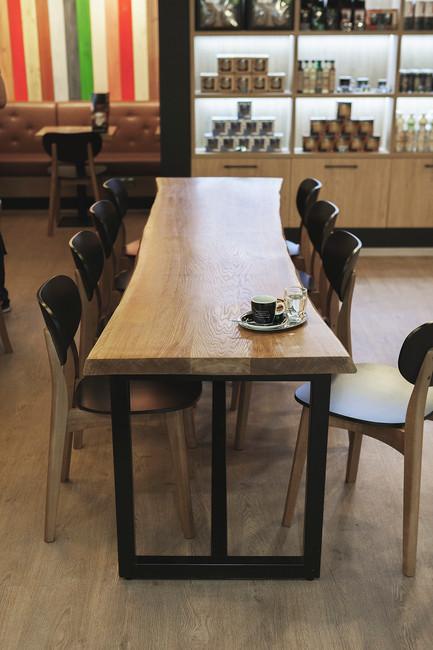 Проект для сети кофеен COFFEESHOP COMPANY
