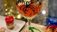 Pumpkin Spice Spritzer