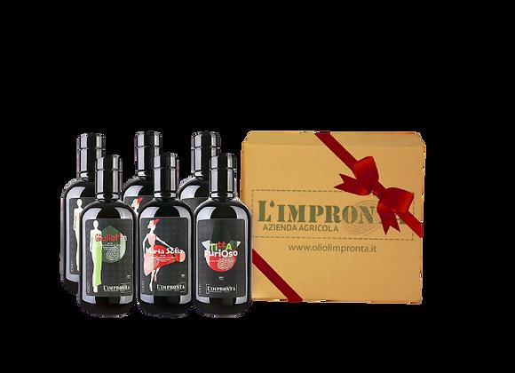 Premium Christmas Box (6 bottiglie)