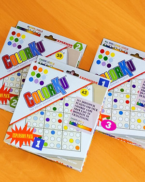ColorKu Expansion Packs