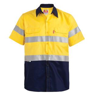 Reflective Short Sleeve Shirts