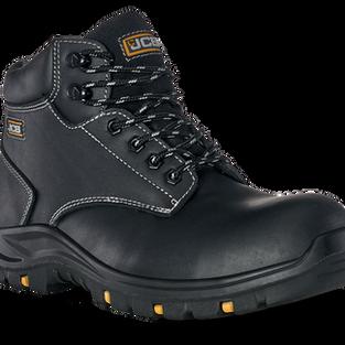 JCB Hiker Black Safety Boot