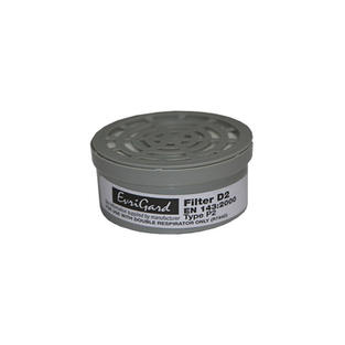 P2/D2 Dust, Fumes & Mist Cartridges