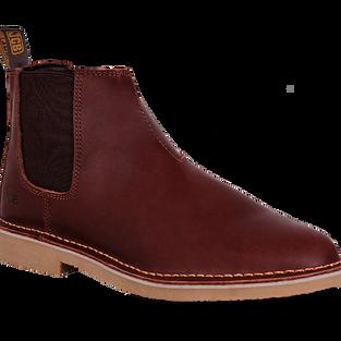 JCB Desert Brown Slip On Work Boot
