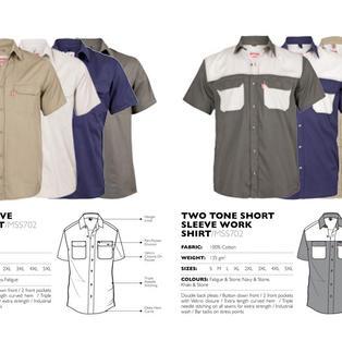 Combat Short Sleeve Shirts