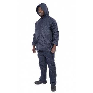 Rubberised Rain Suit
