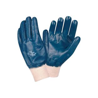 Nitrile Knit Wrist Glove