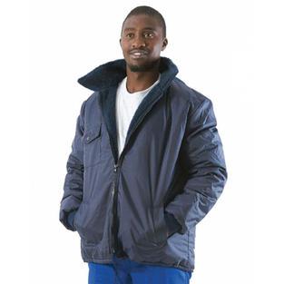 Fur Lined Freezer Jacket