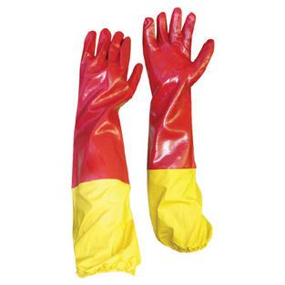 PVC Shoulder Gloves