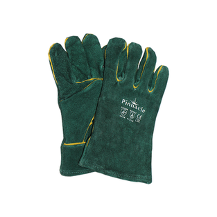 Green-lined Wrist Elbow Gloves