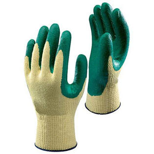 Gripper Latex Dipped Gloves