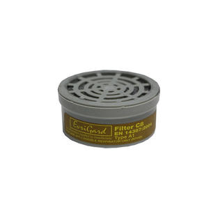 A1/C8 Solvents, Organic & Petroleum Fumes Cartridges