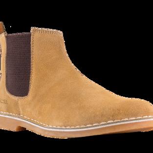 JCB Desert Tan Slip On Work Boots