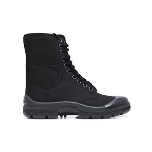 Combat Canvas Boots