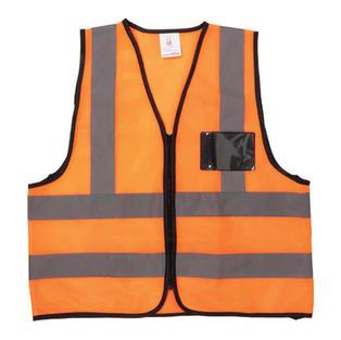 Reflective Short Sleeve Vest