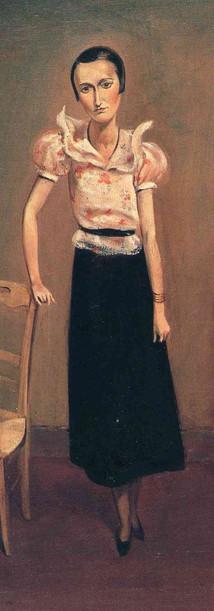 Portrait de Mme Pierre Loeb