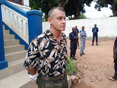 Centrafrique: le ressortissant français arrêté bénéficie de la protection consulaire