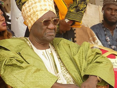 URGENT: le sultan Ibrahim Mbombo Njoya est mort!