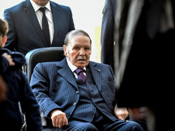 Abdelaziz Bouteflika, ancien président de l'Algérie, est mort