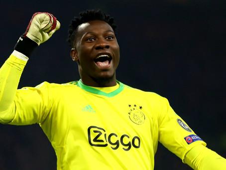 Ajax : André Onana suspendu un an par l'UEFA pour dopage !