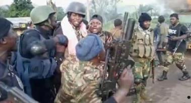 URGENT : les Amba Boys font exploser un autre véhicule blindé de l'armée