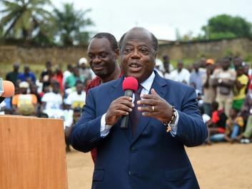 Côte d'Ivoire: l'ancien Premier ministre Charles Konan Banny est mort
