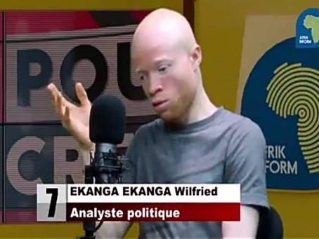 Wilfried Ekanga se moque de Mboutou Ze après sa démission forcée de la CNPS