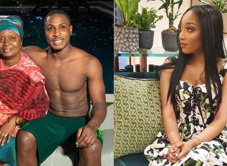 Pour avoir insulté sa mère, le footballeur Ighalo se sépare de sa femme