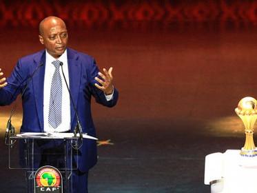 Inauguration du stade Olembe: Patrick Motsepe règle ses comptes avec Paul Biya