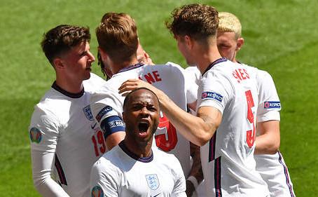 EURO 2020 - GROUPE D : L'ANGLETERRE S'IMPOSE FACE À LA CROATIE (1-0) GRÂCE À RAHEEM STERLING