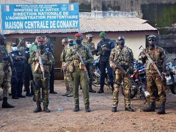 Guinée : L'Union africaine suspend le pays