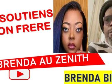 Le soutien inattendu de Brenda Biya au concert de Valséro