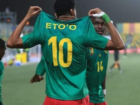 Cameroun – Mozambique : Etienne Eto'o est élu Homme du Match