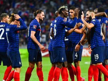 Qualifications pour le Mondial : la France se rassurent contre la Finlande