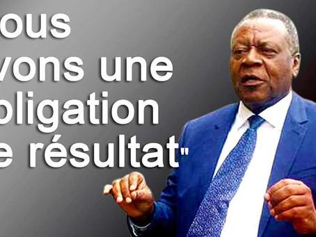 Football : Me Dieudonné Happy désigné pour organiser les élections la à CAF