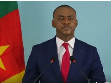 Fecafoot; Cabral Libii annonce sa candidature pour le comité de normalisation