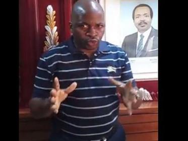 URGENT : Fridolin Nke arrêté et giflé au bureau du colonel Bamkoui