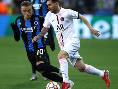 Ligue des champions : le FC Bruges refroidit le Paris Saint-Germain