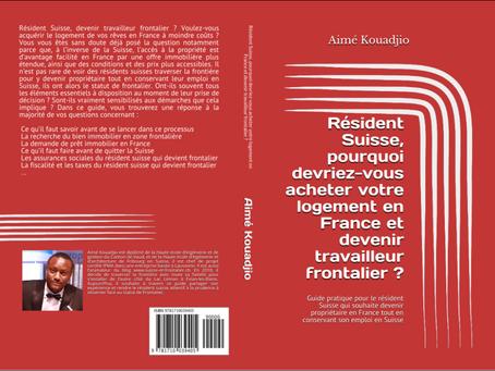 """Interview d'auteur: Aimé Kouadjio pour son guide"""" Résident Suisse..."""""""