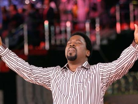 Nigéria : Le très populaire prophète TB Joshua est mort !