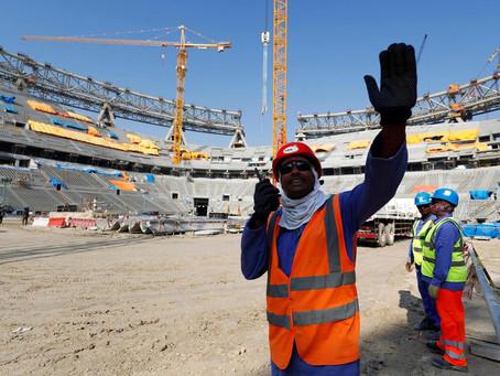 COUPE DU MONDE DE FOOT 2022 : Plus de 6500 travailleurs migrants sont morts au Qatar en dix ans