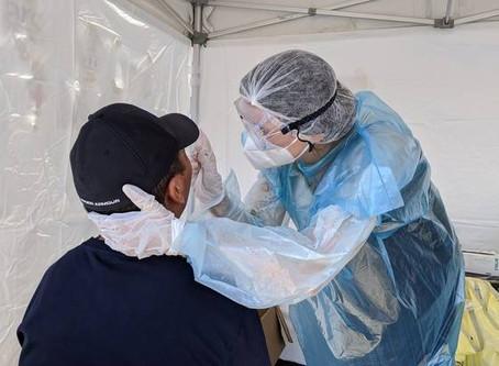 Coronavirus: 30.000 nouveaux cas en France ce dimanche, 1.939 malades en réanimation