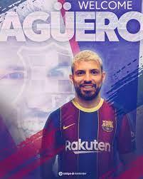 TRANSFERTS - LIGA : SERGIO AGUËRO SIGNE AU FC BARCELONE